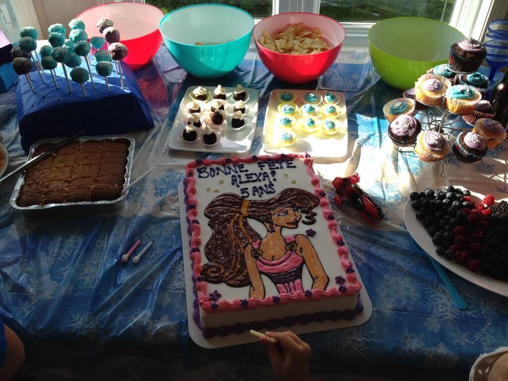 C'est ma fête - 5 ans
